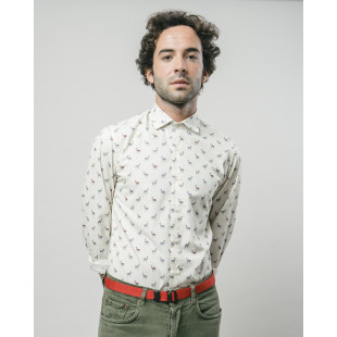 Brava Camisa Llama Llama