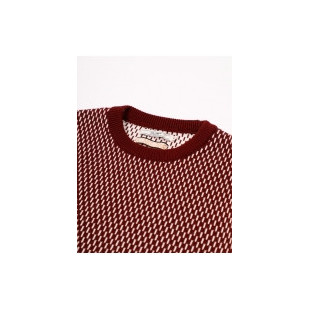 Olow Knitwear Averse|Bordeaux