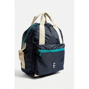 Lefrik Pocket Backpack|Navy
