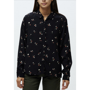 Obey Miran Shirt | Black Multi
