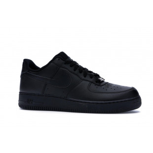 Nike Air Force 1 | Black/Black