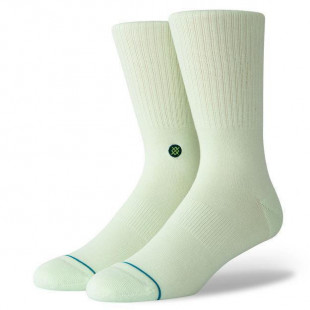 Stance Calcetín Icon|White
