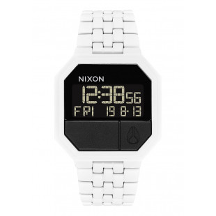 Nixon Reloj Re-Run|All White