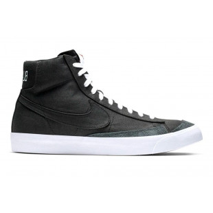 Nike Blazer Mid|Black Canvas