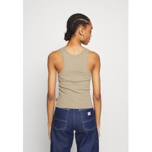 Dr Denim Demi Singlet|Green...