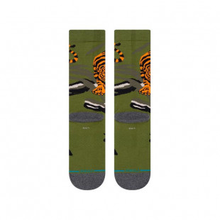 Stance Big Cat Crew|Green