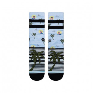 Stance Aloha Monkey|Light Blue