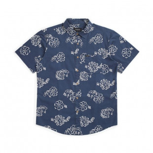 Brixton Charter Print S/S...