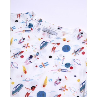 Olow Espace Tee Shirt | Off...
