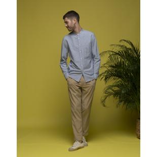 Olow Flaneur Shirt | Blue