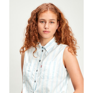 Levi's Alina Tie Shirt |...