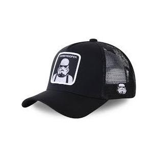Capslab Stormtrooper Black BA