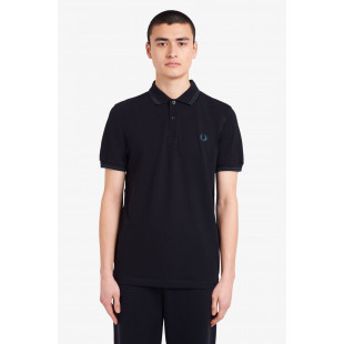 Fred Perry Polo|Black...