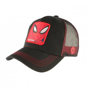 Capslab Spiderman Black/Red