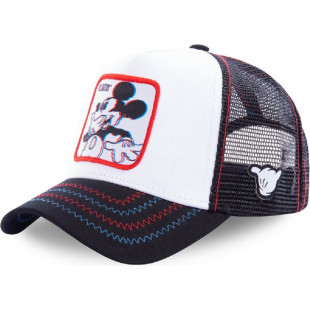Gorra Trucker White Mickey...