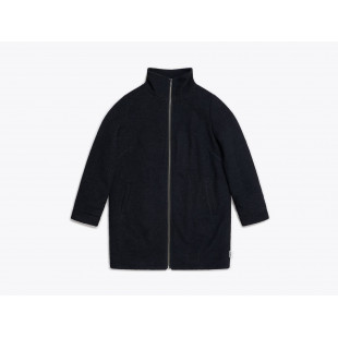 Wemoto Xenia Zip Coat | Black