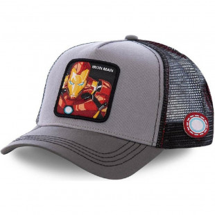 Capslabs Gorra Trucker Grey...