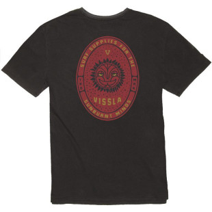 Vissla Outpost Tee | Dark Grey