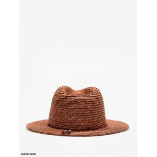 Brixton Hat Lera Fedora Brown