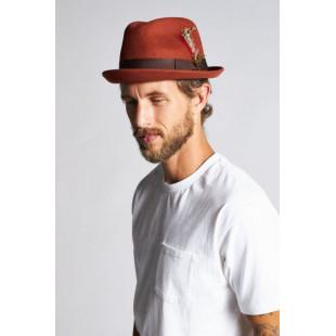 Brixton Gain Fedora Hat|Pican