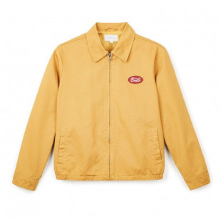 Brixton Utopia Jacket|Maize