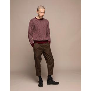Olow Knitwear Averse|Bordeaux