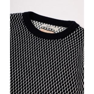 Olow Knitwear Averse|Navy