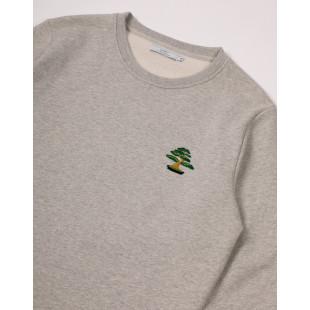 Olow Sweater Tachiki|Grey
