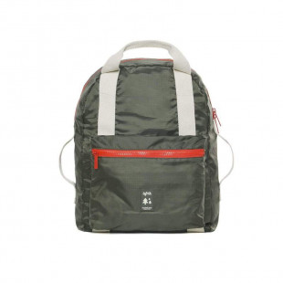 Lefrik Pocket Backpack|Olive