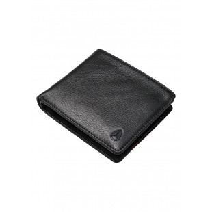 Nixon Pass Leather Coin|Black
