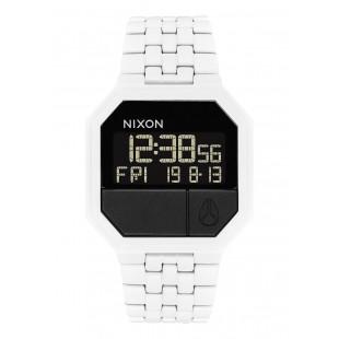 Nixon Reloj Re-Run|All White