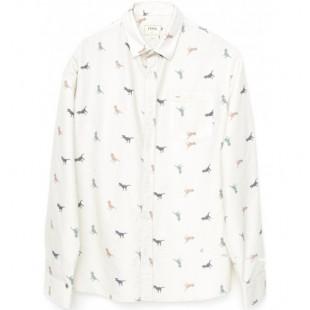 Tiwel Camisa Docus | Cashew
