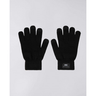 Edwin Tactil Gloves | Black