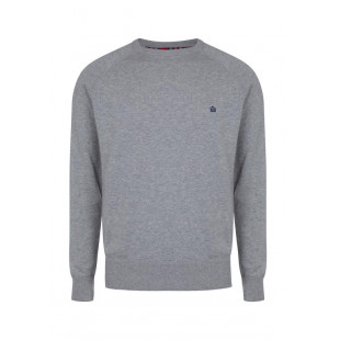 Merc Berty | Light Grey Marl