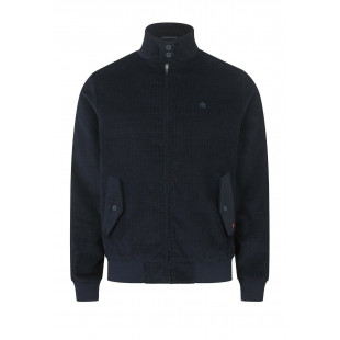 Merc Jacket Highbury|Navy