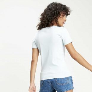 Levi's Rib Baby Tee Shirt |...
