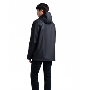 Herschel Rainwear Jacket|Black