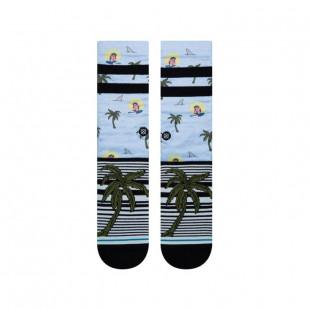 Stance Aloha Monkey|Light Blue