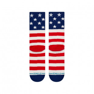 Stance The Fourth Crew|Red