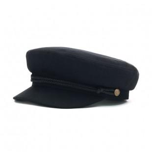 Brixton Fiddler Cap | Black