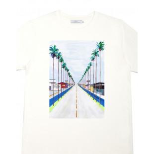 Olow Venice Tee Shirt | Off...