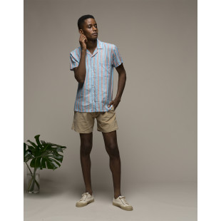 Olow Magnum Shirt | Striped
