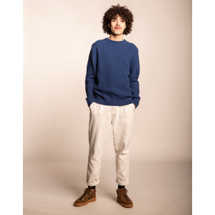 Olow Ecoutille Knitwear | Navy