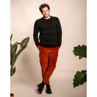 Olow Random Knitwear | Green