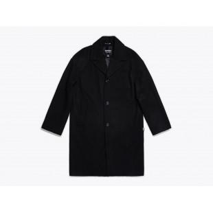 Wemoto Seth Over Coat | Black