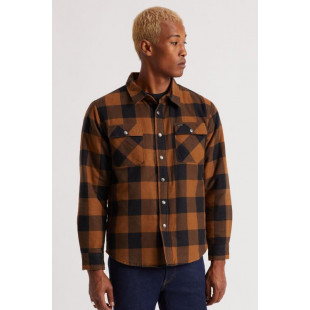 Brixton Bowery Lined L/S...