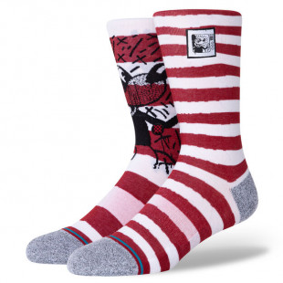 Stance Mickey Tv Haring|Red