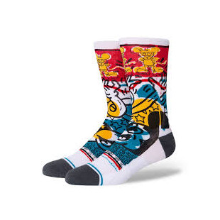 Stance Primary Haring|White