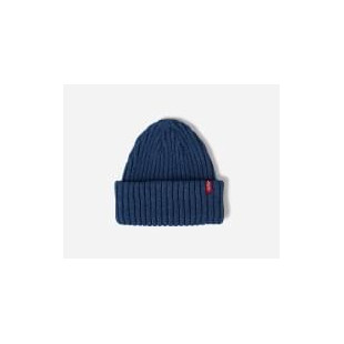Levi's Ribbed Beanie|Dark Blue