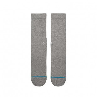 Stance Icon|Grey Heather